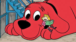 Big Dogs That Shed The Least by Clifford The Big Red Dog Twin Cities Pbs