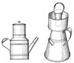 Early American Coffee Maker Patents