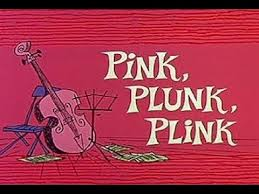 Plink Your Sink Balls by Pink Panther Pink Plunk Plink Tv Version Laugh Track Youtube