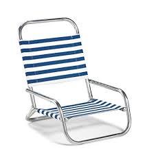 Folding Patio Chairs Amazon by Amazon Com Telescope Casual Sun And Sand Folding Beach Chair