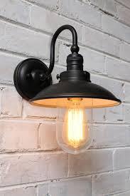 vintage gooseneck wall light lights walls and light fittings