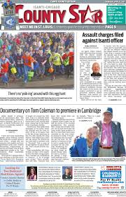 Machine Shed Woodbury Fish Fry by Isanti Chisago County Star April 13 2017 Isanti County Edition