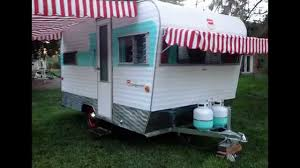 100 Custom Travel Trailers For Sale SOLD 1967 Kit Companion 15 Vintage Trailer 8900