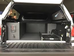100 Truck Bed Slide Out 2017 Toyota Tacoma TRD PRO Custom Build Rear Truck Bed Cargo Storage