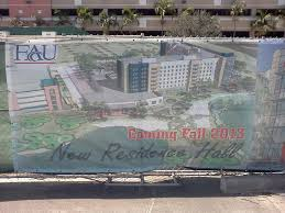 Living Room Theater At Fau Florida by Fau Diehard New Residence Hall Construction Update 10 1 2012