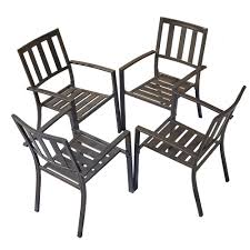 Metal Outdoor Dining Chairs Comfortcare 5piece Metal Outdoor Ding Set With 52 Round Table T81 Chair Provence Hampton Bay Mix And Match Stack Patio 49 Amazoncom Christopher Knight Home Lala Grey 7 Chairs Of 4 Tivoli Tub Black Merilyn Rope Steel Indoor Beige Washington Coal Click Pc Stainless Steel Teak Modern Rialto Rectangle 6