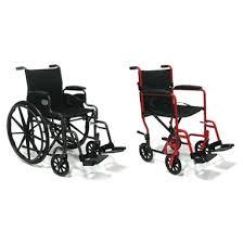 Transport Chair Or Wheelchair by Wheelchairs Careway Wellness Center
