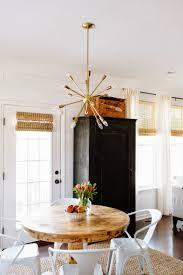 Black Glass Chandelier Sphere Dining Room Light Table Lighting Formal