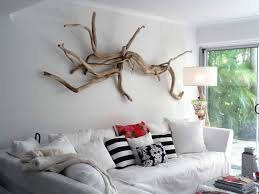 Unique Large Driftwood Wall Hanging Art Piece