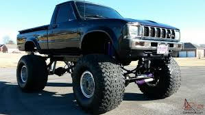 1982 Toyota Pickup SR5 4x4 Short Bed Monster Lifted Custom Monster ...