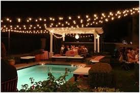 Outdoor patio led string lights for better experiences  eRM CSD
