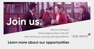 Front Desk Agent Jobs In Jamaica by Virgin Atlantic Customer Service Jobs Virgin Atlantic Careers