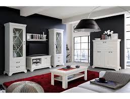 expendio wohnzimmer set kasimir 34 spar set 6 tlg pinie weiss im landhausstil mit led beleuchtung kaufen otto