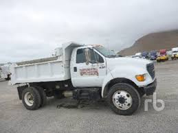 100 2000 Trucks For Sale D F650 Dump Used On Buysellsearch