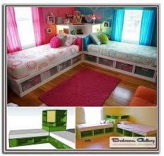 Corner Twin Beds Ikea Bedroom Galerry