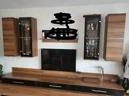 wohnzimmer wohnwand gebraucht eur 100 00 picclick de
