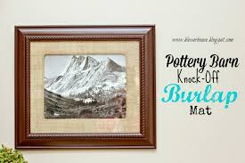 How To Make A Pottery Barn Knock-Off Burlap Mat - Bless'er House Pottery Barn Efedesigns Tween Dreams A Black Blush Bedroom Makeover Thejsetfamily How To Get The Look Even When You Dont Have Crypton Home Launches At Accents Today My Simple Obsession Knockoff Tile Board Diy By Design Teen Inspired Style Master The Weathered Fox Best 25 Barn Kitchen Ideas On Pinterest Neutral Remodelaholic 3 Rustic Frames Pinboard I Create