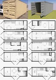 100 Diy Shipping Container Home Plans House Pdf Inspirational