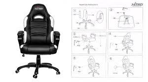 Akracing Gaming Chair Blackorange by Nitro Concepts Gaming Chair Review Overclockersuk Youtube