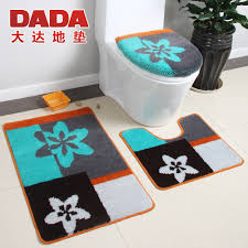 Modern Bath Rug Set by Bathroom Picture Of Accessories For Bathroom Decoration Using