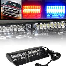 Red Blue 16 LED Strobe Lights High Intensity LED Emergency Hazard ... 36w Amber Truck 12led Flash Emergency Hazard Warning Strobe Light Red Blue 16 Led Lights High Intensity Car Trailer Side Marker Strobe Lights 612 Flashing White Recovery Beacon 18led Firefighter Vehicle Dash Can Civilians Use In Private Vehicles Xyivyg 54 Bars Deck China Power Super Bright Tractor 3 Inch 45w Light V16 For American Simulator Ultra Slim Waterproof 18w 6led Surface Mount Minibrights Watt Amber Markerstrobe Peterbilt Tow