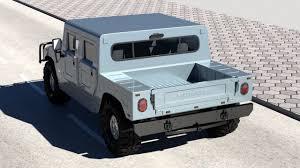 100 Hummer H1 Truck HUMMER 3D Model CGTrader