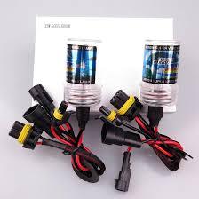 2018 xenon hid bulb 35w car headlight 12v 9005 9006 h1 h3 h7 h8 h9