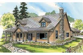 Cabin Style Homes Colors Lodge Style House Plans Elkton 30 704 Associated Designs