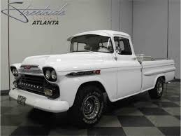 1959 Chevrolet Apache For Sale | ClassicCars.com | CC-967117 1959 Chevrolet Apache For Sale Classiccarscom Cc954764 Sale Near Charlotte North Carolina 28269 300327equipped Napco 44 31 Project Bring A Trailer Suburban 4x4 Clean Vintage Truck Chevy Fleetside Truck 4x4 Chevrolet Apache Stepside Pickup Truck 1958 What Your 51959 Should Never Be Without Myrideismecom Panel Van Stock Photos Images Alamy Hot Rod Network This Equipped 3600 Is A No Nonse Go