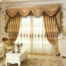 valance curtains for living room window nice valance curtains