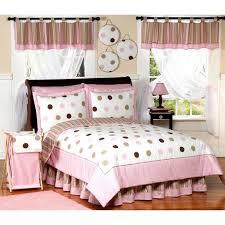 Sweet Jojo Designs Mod Dots Bedding Set Pink Tar