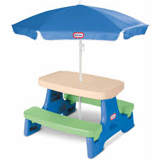 100 Playskool Plastic Table And Chairs Fascinating Little Tikes Picnic Umbrella For Your Kids