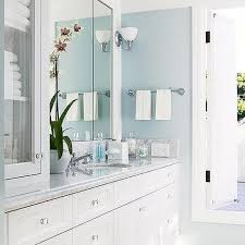 Bathroom Vanity And Tower Set by Bathroom Vanity With Center Tower Design Ideas