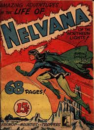 Amazing Adv in the Life of Nelvana of the Northern Lights