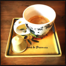 Vanilio Nespresso Capsule And Cup