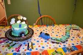 Thomas The Train Pumpkin Designs by Kitchen Bliss An Easy Thomas The Train Birthday Cake