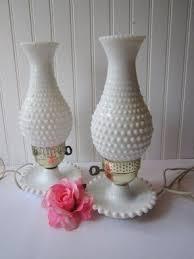 Vintage Milk Glass Lamp Foter