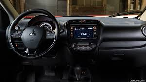 2017 Mitsubishi Mirage G4 SE Interior Cockpit