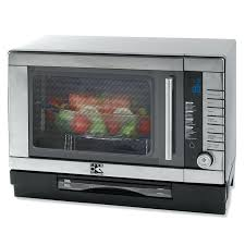 Emerson Red Microwave 2