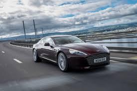 Aston Martin Rapide S The world s most beautiful 4 door sports