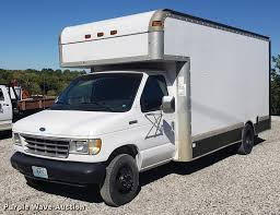 1994 Ford Econoline E350 Box Truck | Item EF9955 | SOLD! Nov... 1993 Ford E350 Box Truck Item C2439 Sold August 22 Midw 2010 Isuzu Npr Box Van Truck For Sale 1015 2011 Box Truck By Currie A Commercial 2007 Ford E350 Super Duty 10 Ft 021 Cinemacar Leasing Trucks Cassone And Equipment Sales Review Photos Van In Atlanta Ga For Sale Used 2002 Super Duty L5516 Aug Putting Shelving A 2012 Vehicles Contractor Talk 2008 12 Passenger Bus Ford Big Straight In Colorado