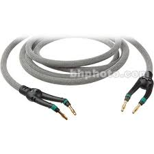 Monster Cable THX 1000 Banana Ends Speaker Cable B&H