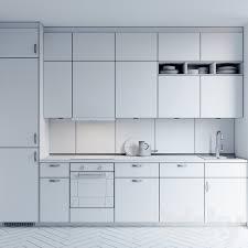 3d models kitchen ikea metod