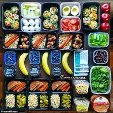 Healthy Office Snacks For Weight Loss by The Perfect Meal Prep Foods For Weight Loss Revealed Daily Mail