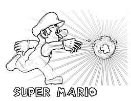 25 Best Mario Bros Color Images On Pinterest