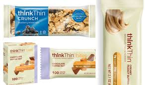 ThinkThin Bars And Giveaway
