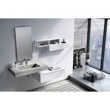 mobiles badezimmer mit moderner schublade aus melamin hergestellt in italien belbel