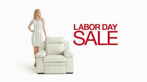 Chateau Dax Leather Sofa Macys by Macy U0027s Labor Day Furniture Youtube
