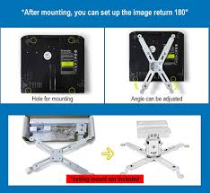 Ceiling Mount For Projector Philippines by Vivibright Gp100 Projector Basic Version 180 88 Online Shopping