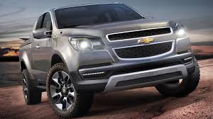 GM Prez: 2013 Chevrolet Colorado Pickup To Target Tacoma ...